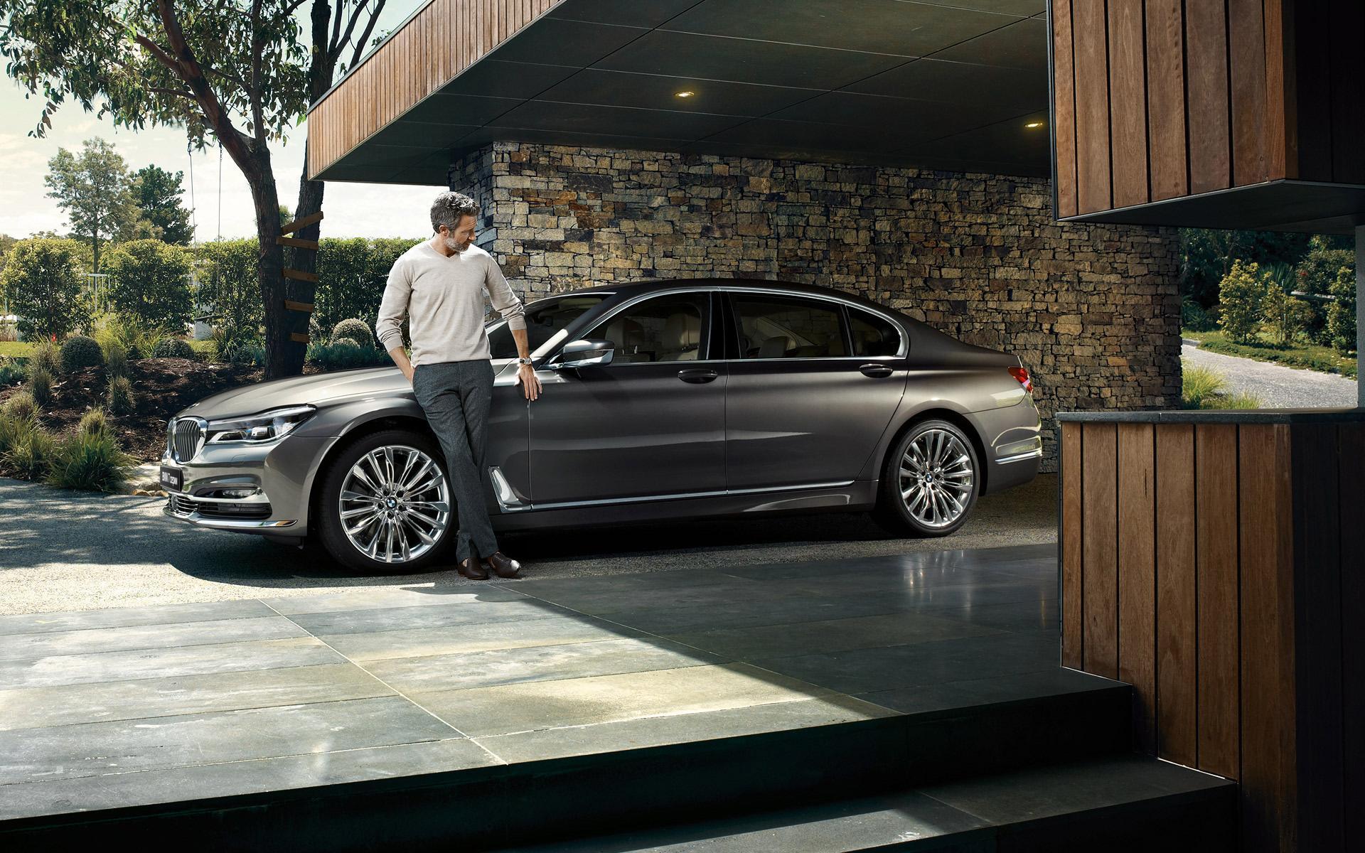 Новый BMW 7 серии демонстрирует наше понимание современной роскоши