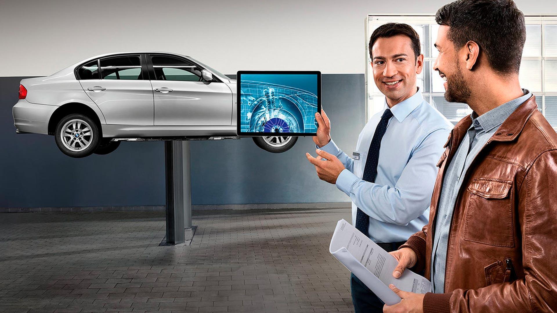 Техническое обслуживание, ремонт и диагностика BMW