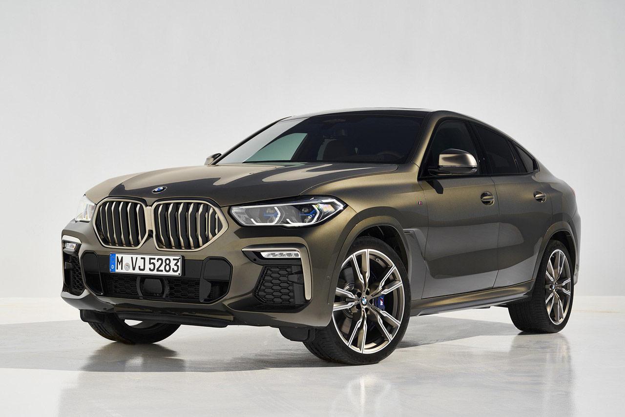 НОВЫЙ BMW X6