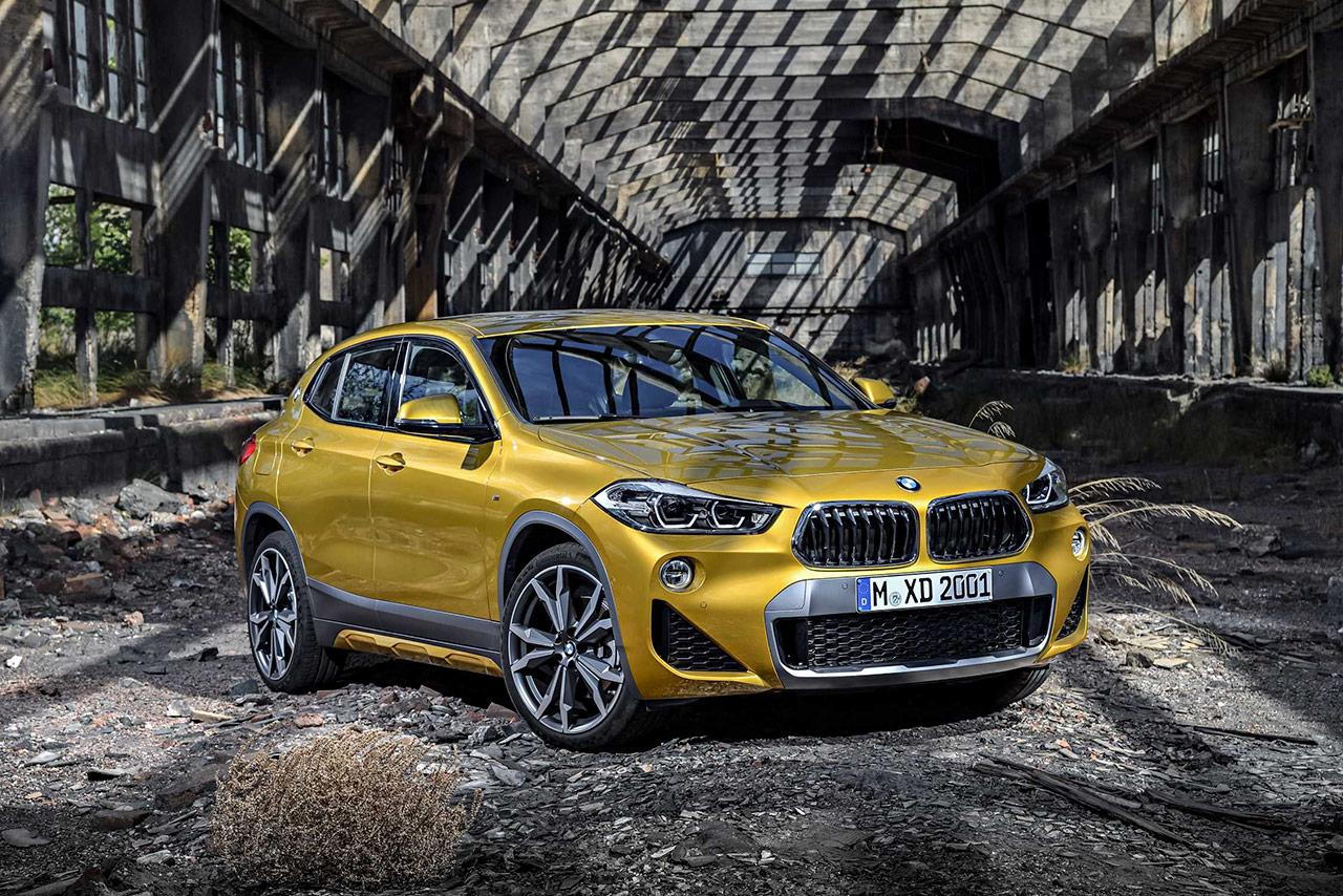 Премьера нового BMW X2 в Авто-Авангард.