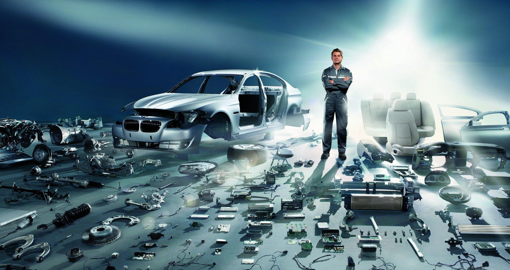 Специальные предложения для BMW F-серий старше 3-х лет.*