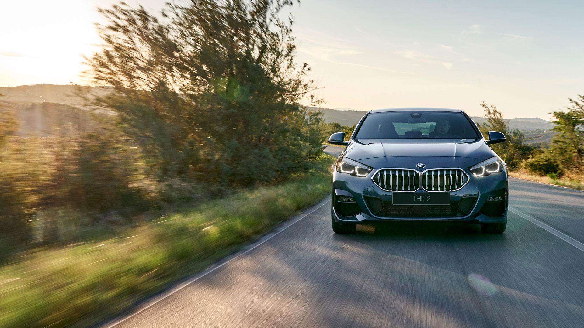 Новый BMW 2 серии (series) Gran Coupe Online Edition в автосалоне BMW Евросиб