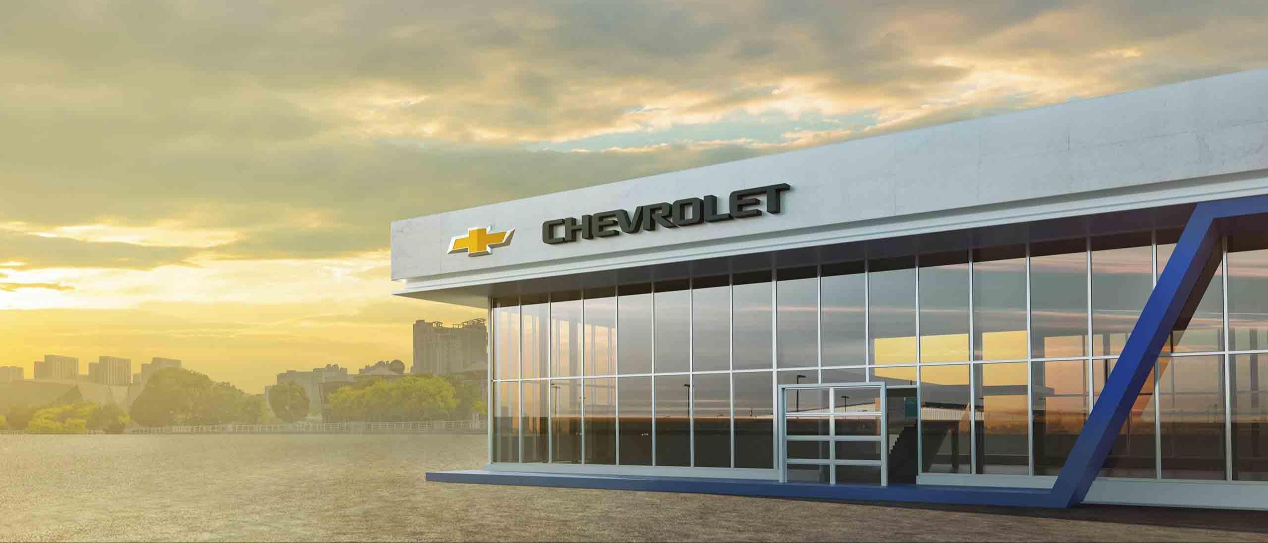 Chevrolet расширяет свое присутствие в России.