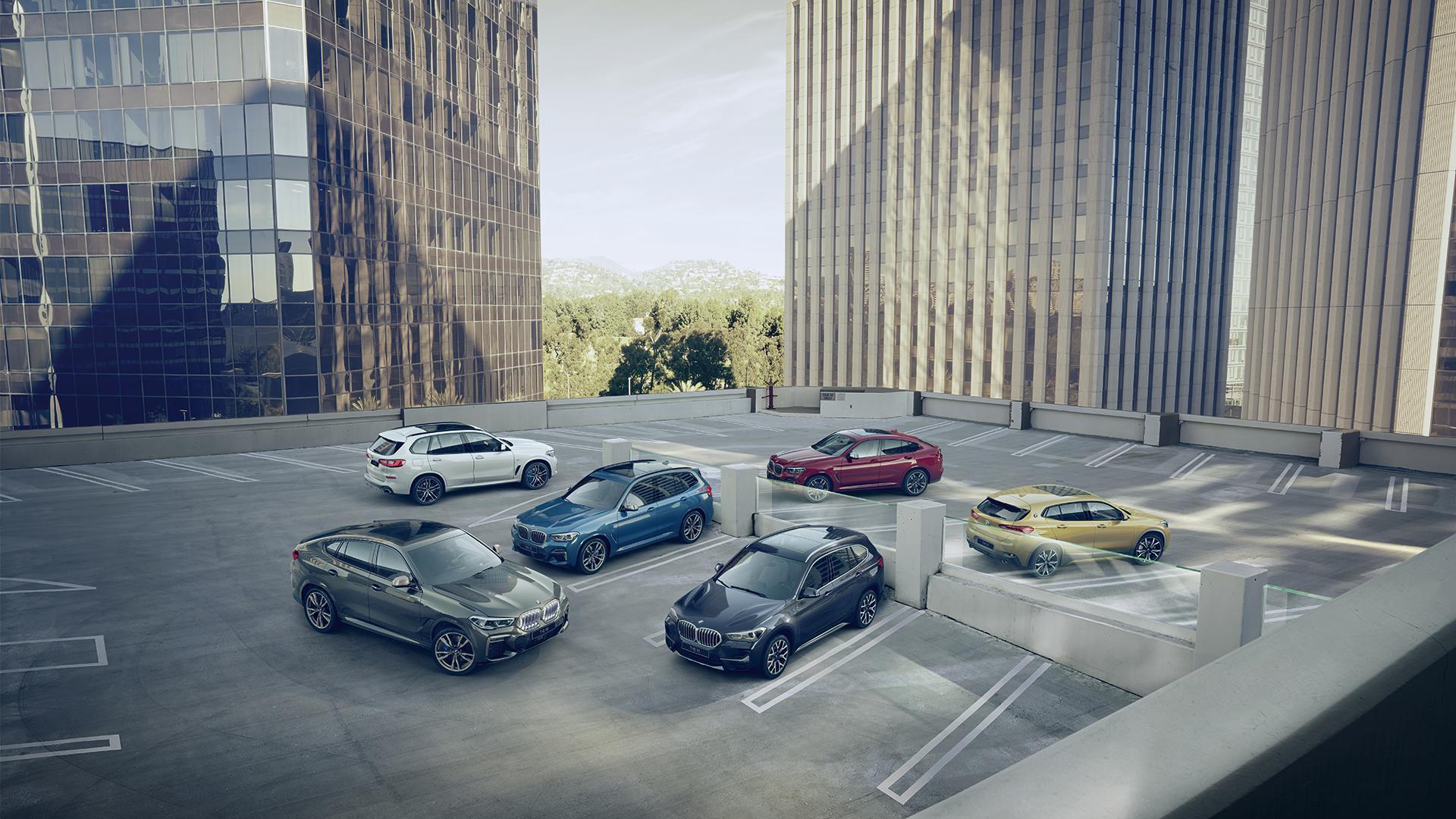 ОБМЕНЯЙТЕ ВАШ АВТОМОБИЛЬ НА BMW С ПРЕИМУЩЕСТВОМ ДО 400 000 ₽