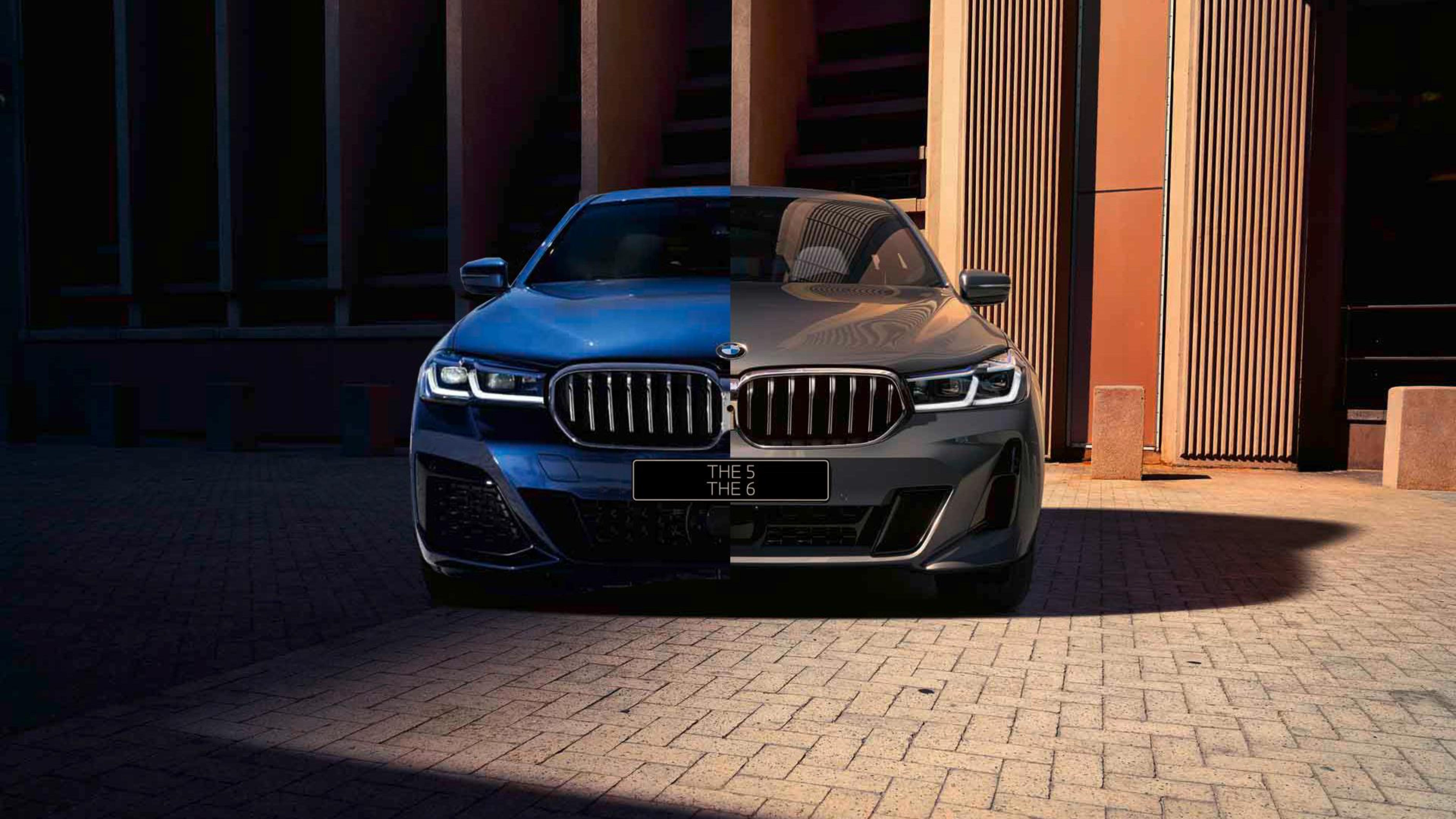 Видеопрезентация новых BMW 5 серии и BMW 6 серии GT в Рус Моторс.
