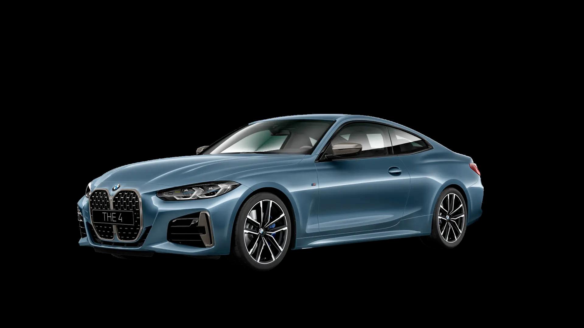 Новый BMW 4 Серии Coupe
