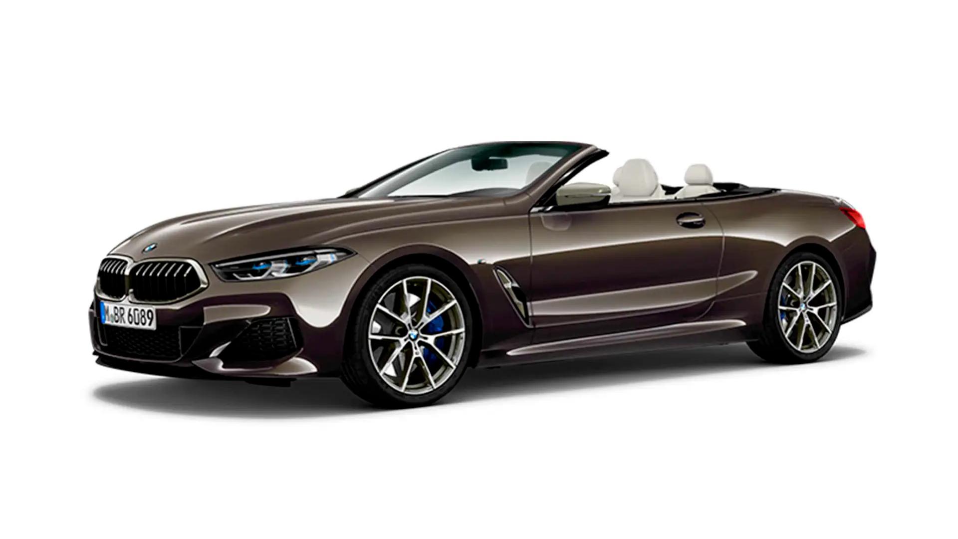 BMW 8 Серии Cabrio