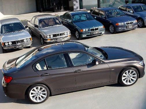 Подержанные автомобили BMW