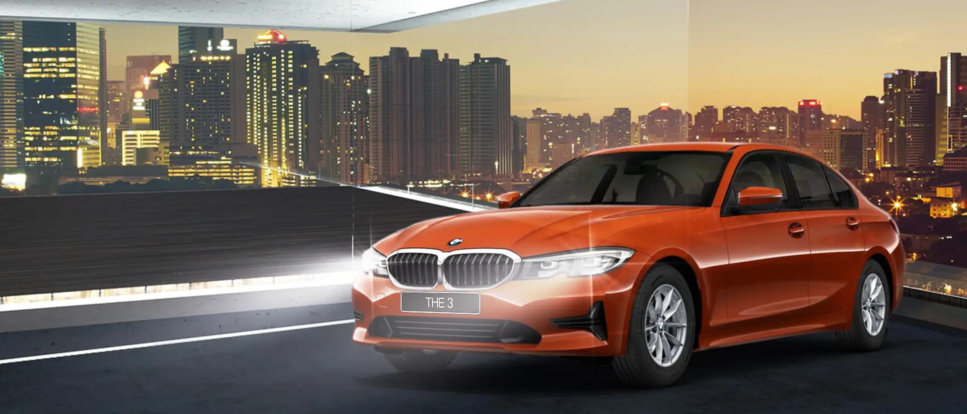 Купить новый БМВ 3 серии в Москве в автосалоне официального дилера BMW Автодом Внуково