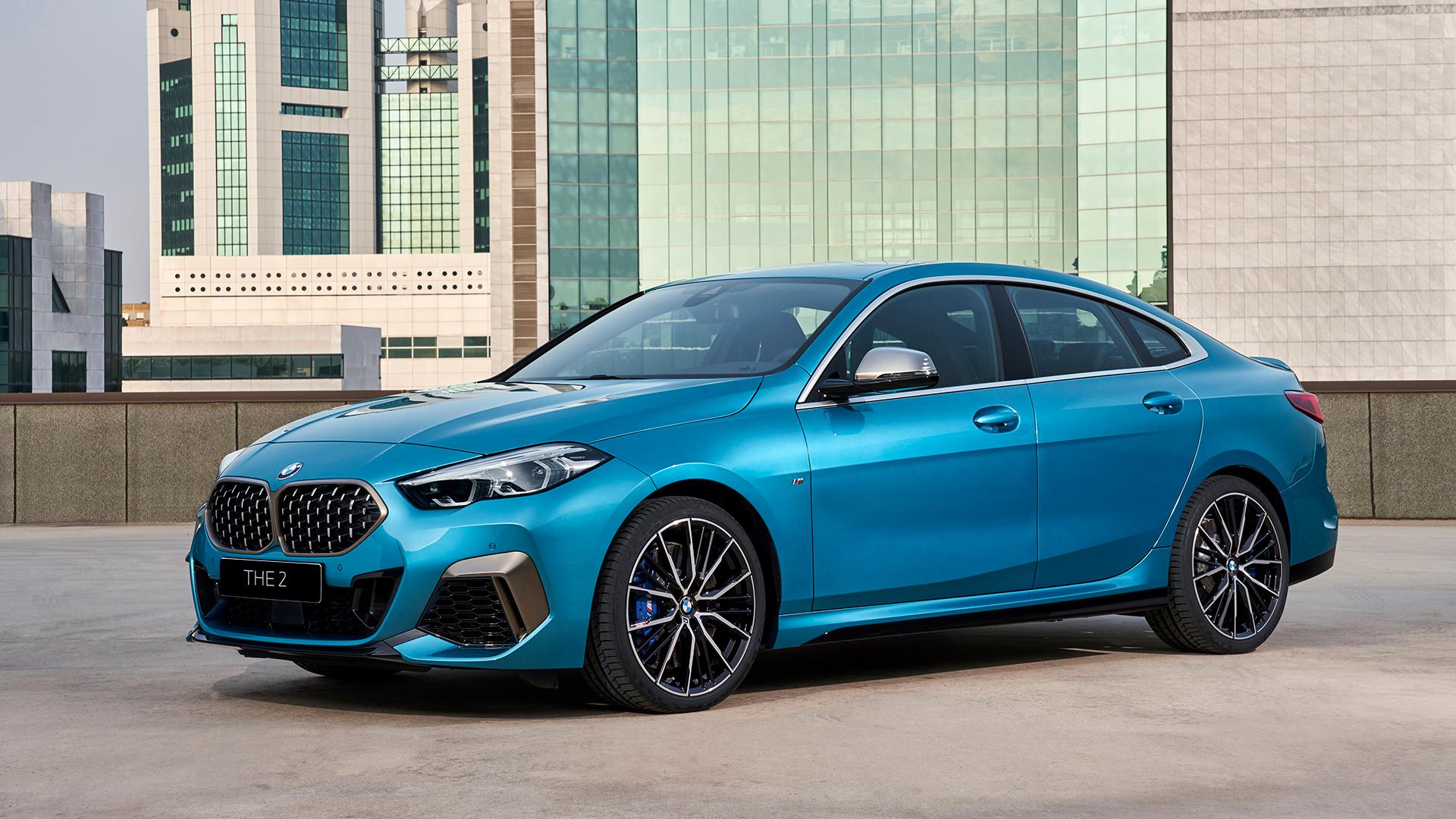 BMW 2 Серии Gran Coupe