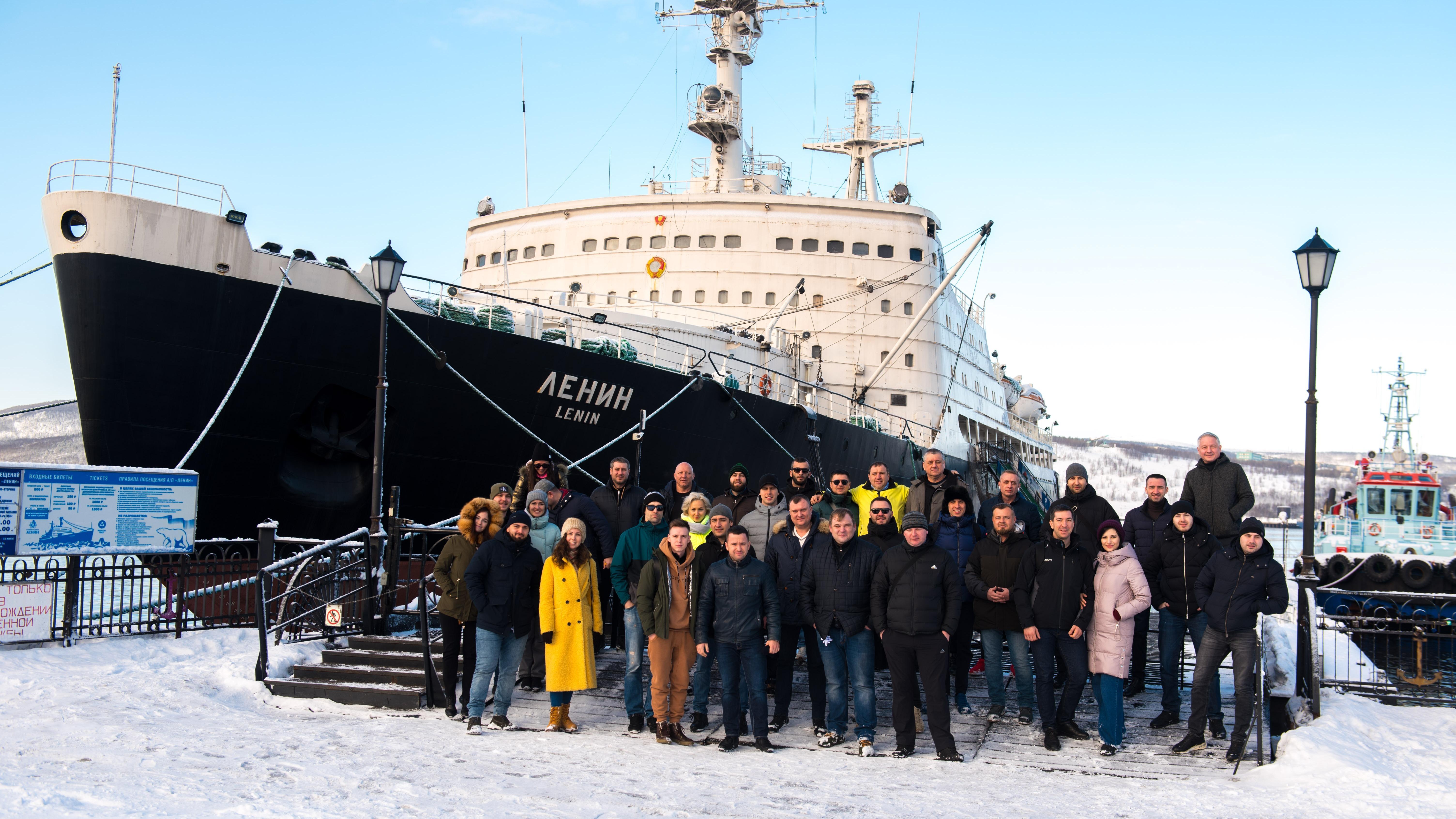 BMW Arctic Experience