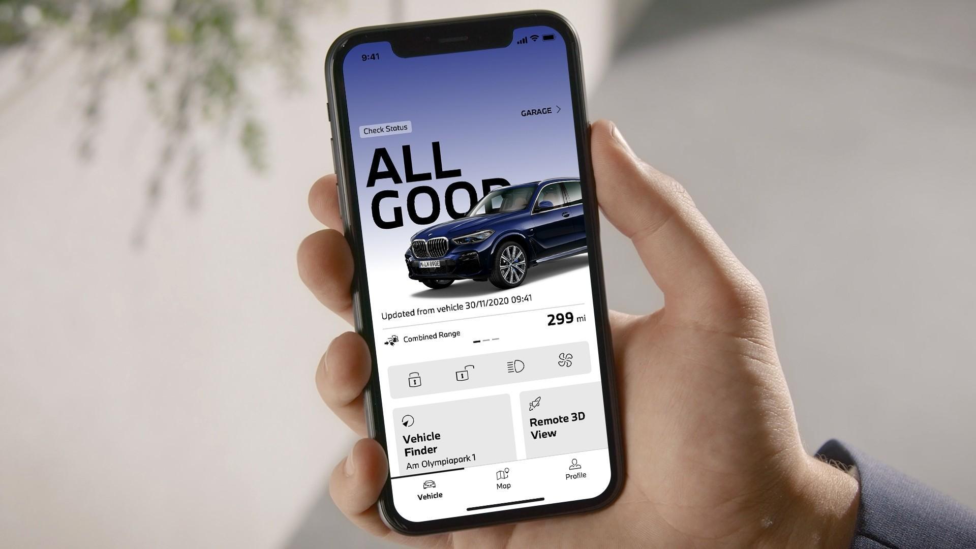 ПРИЛОЖЕНИЕ MY BMW: НОВЫЕ ФУНКЦИИ, ТЕХНОЛОГИИ И ОБНОВЛЕНИЯ 2021 ГОДА