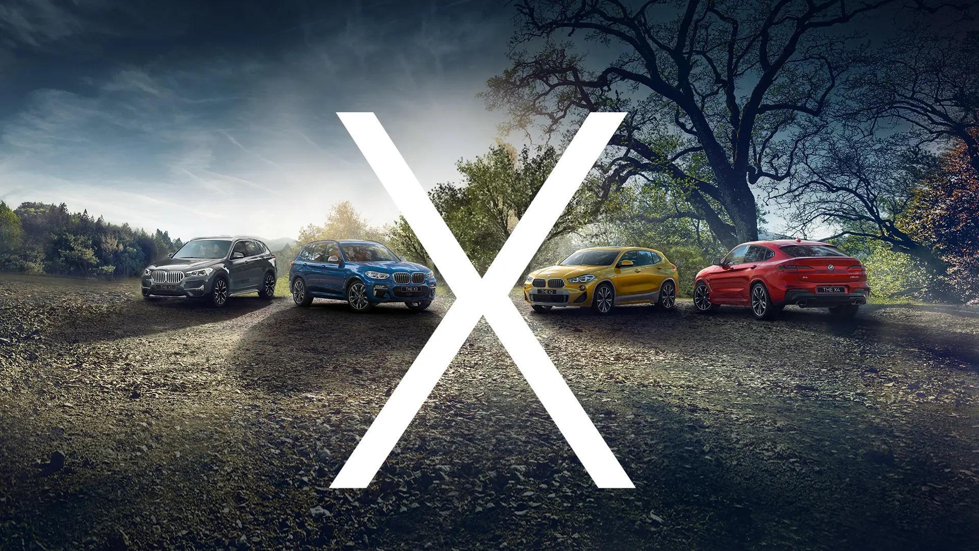 Выгодные условия на BMW X3 и BMW Х4 в «РУС МОТОРС»
